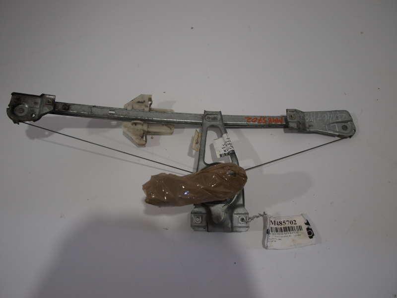 Стеклоподъемники, volkswagen polo 6n (фольцваген), механизм стеклоподъемника правый зад