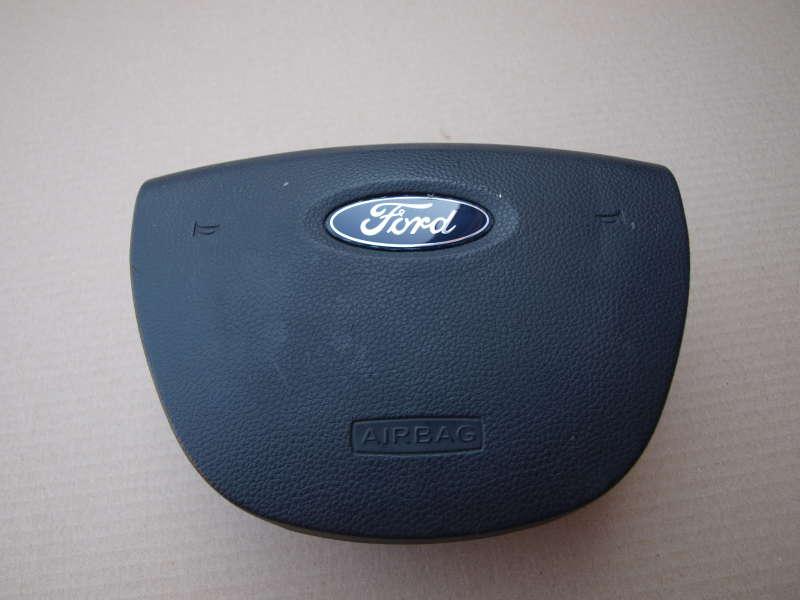 Подушки безопасности, ford c-max 1 (форд), подушка безопасности водителя ford c-max 2003-2007