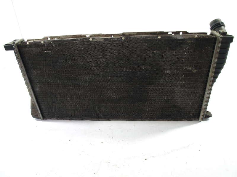 Радиатор воды, bmw 5 e39 (бмв), радиатор охлаждения основной bmw 5 e39 двигатель м57, б/у