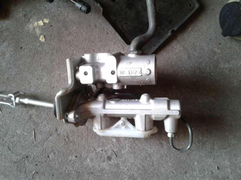 Тормозной насос, toyota camry v40, главный тормозной цилиндр для toyota camry (v40) 3.5, б/у