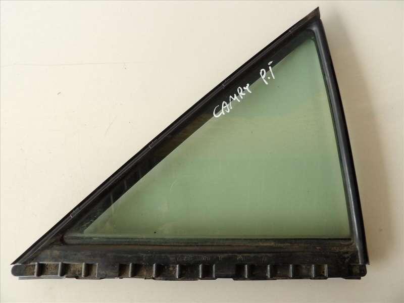 Стекло боковой двери, toyota camry v30, стекло двери боковое заднее треугольник toyota camry (v30)