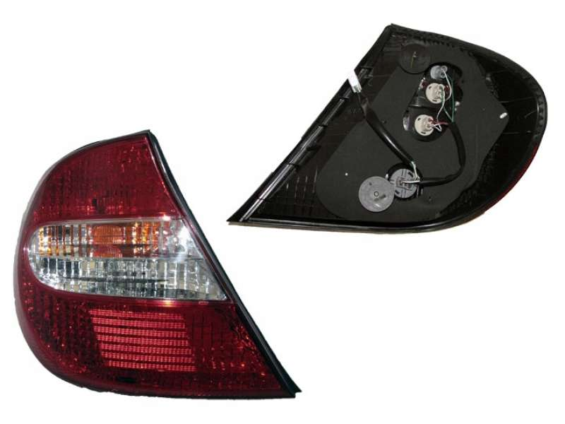 Задние фонари, toyota camry v30, фара задняя левая, стоп, toyota camry (v30) 3.0, б/у, фонарь