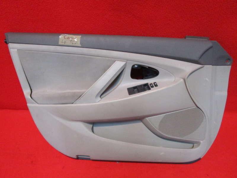 Обшивка дверей, toyota camry v30, карта двери правой передней для toyota camry (v30) 3.0, б/у