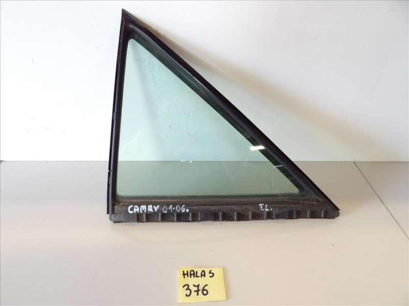 Стекло боковой двери, toyota camry v40, стекло двери боковое заднее треугольник toyota camry (v40)