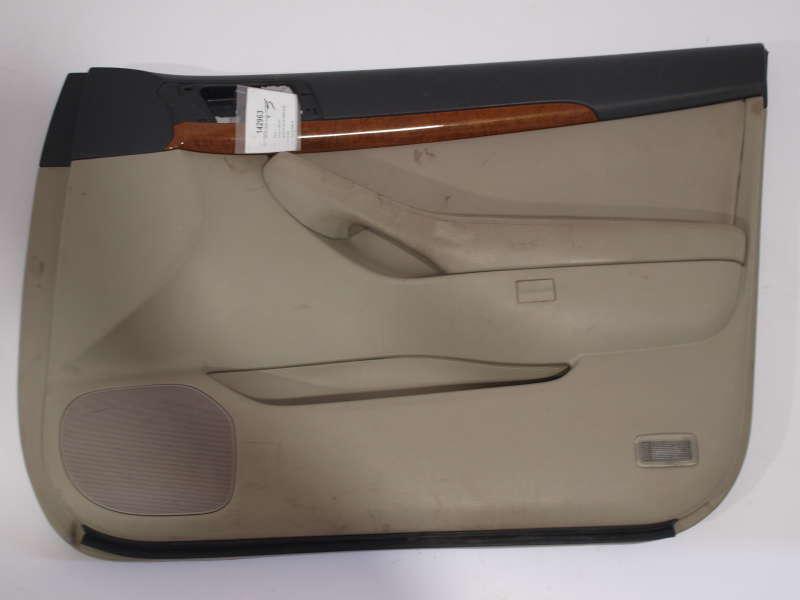 Обшивка дверей, toyota avensis t25 (тойота), обшывка двери передней правой toyota avensis t25