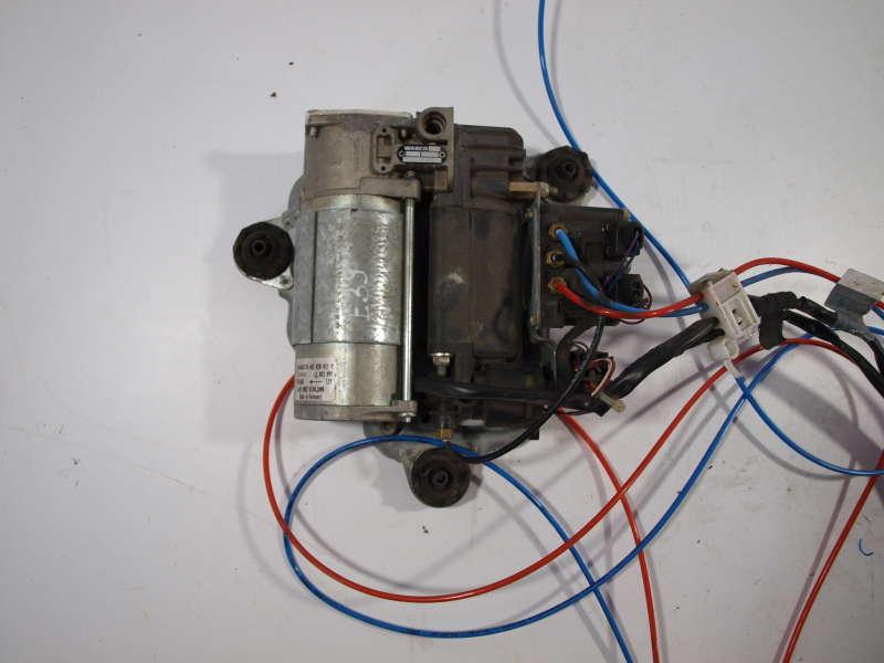 Компрессор подвески, bmw 5 e39 (бмв), компрессор подвески бмв е39 1995-2003 4154031000, б/у
