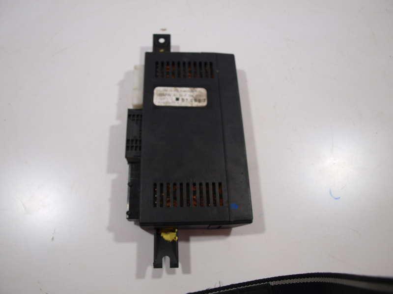 Модуль комфорта, bmw 5 e39 (бмв), блок освещения бмв е39 1995-2003 оригинал бмв, б/у, блок