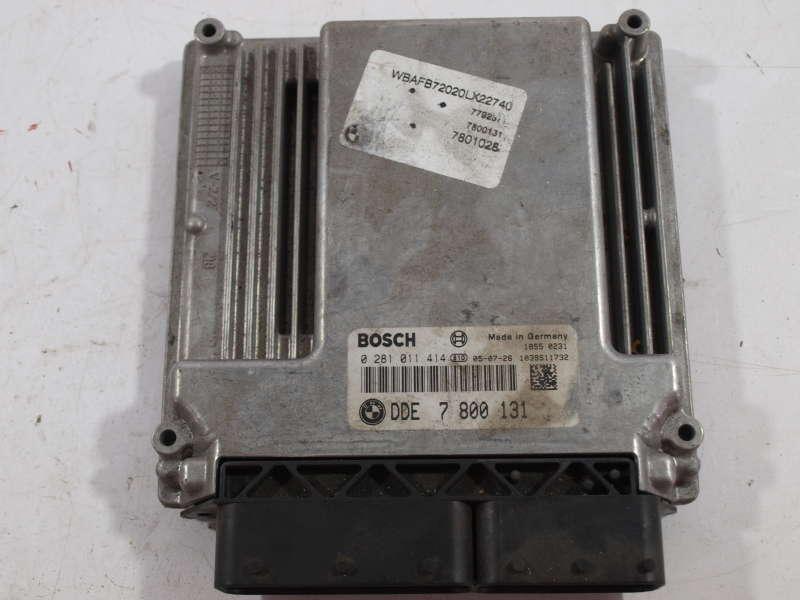 Блок управления двигателем, bmw x5 e53 (бмв), блок управления двигателем 7800131 bmw x5 e53, б/у