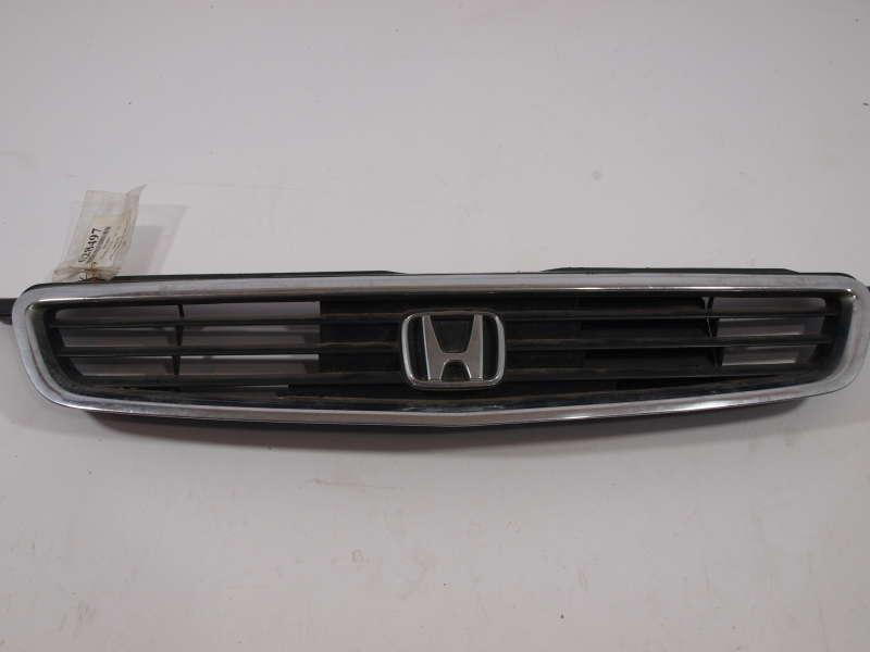Решетка радиатора, honda civic (хонда), решетка радиатора honda civic 6 1995-1997, б/у, решётка