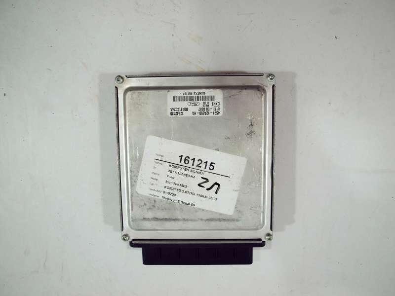 Блок управления двигателем, ford mondeo iii (форд), ford mondeo mk3 2.0 tdci 130 лс. компютер