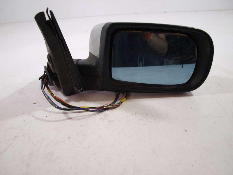 Комплект зеркала, bmw 5 e39 (бмв), електро зеркало на 15 контактов правое bmw 5 e39, б/у, зеркало