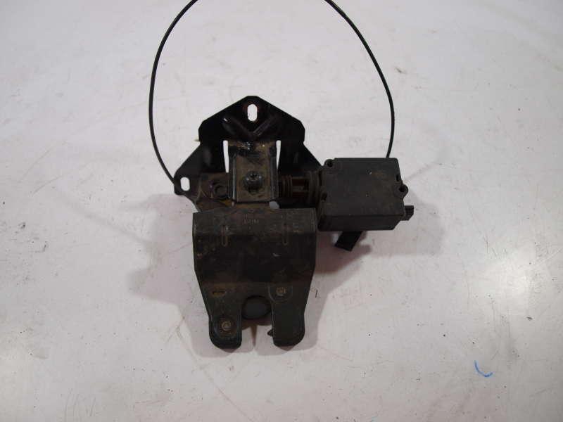 Замок крышки багажника, bmw 5 e39 (бмв), електро замок крышки багажника bmw 5 e39 4 контакта, б/у