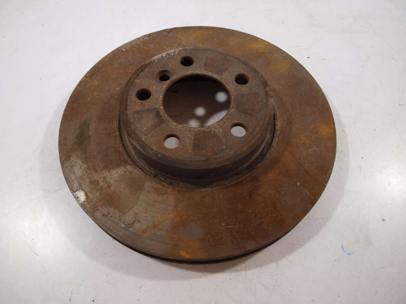 Тормозные диски, bmw x5 e53 (бмв), тормозной диск на машину bmw x5 e53 3.0d, б/у, тормозной диск