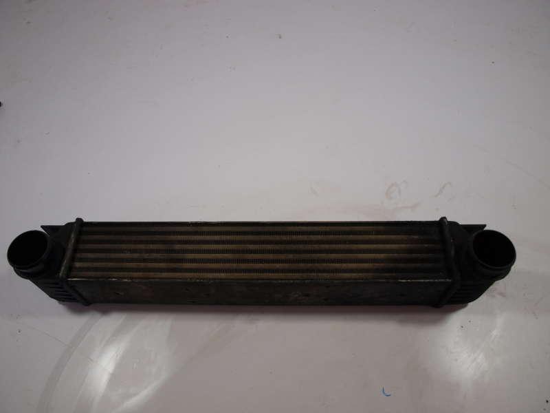 Радиатор воздуха (интеркуллер), bmw 5 e39 (бмв), радиатор воздуха интеркулер бмв е39 2.5-3.0д