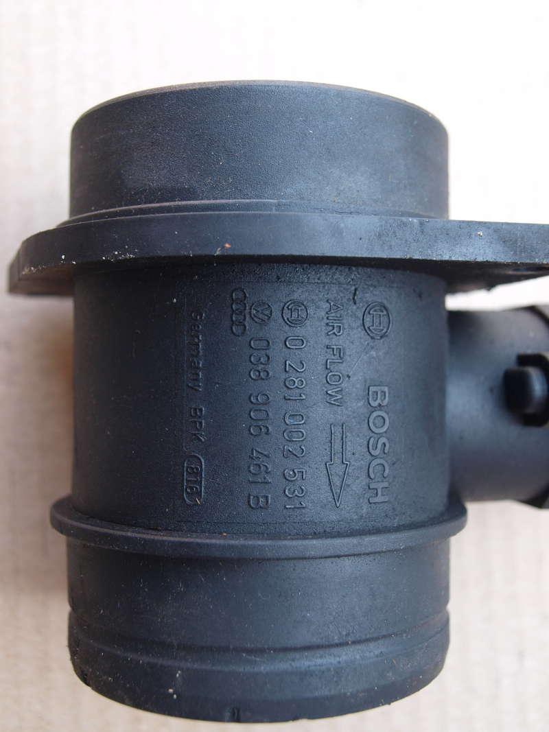 Датчик давления в коллекторе (map), volkswagen golf v (фольцваген), расходомер воздуха audi