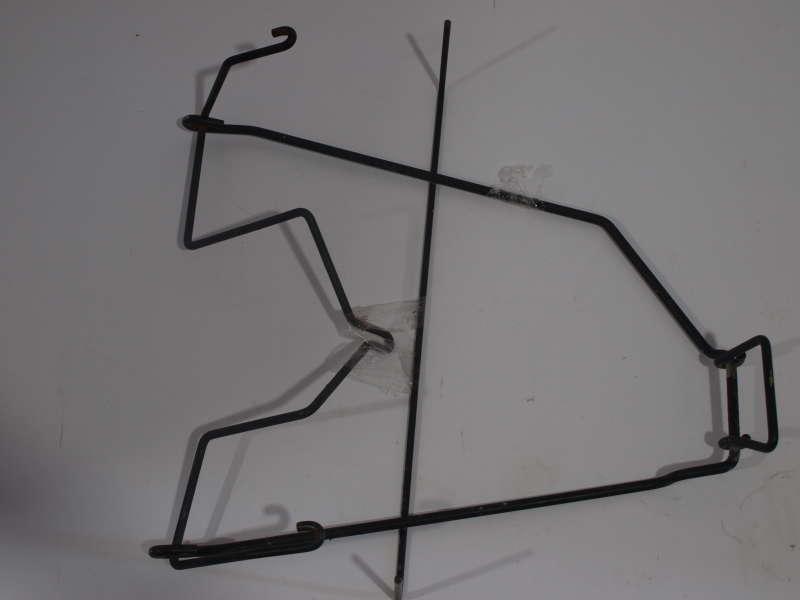 Детали крепления, renault kangoo iii (рено), крепление запасного колеса reno kangoo 2008-2013