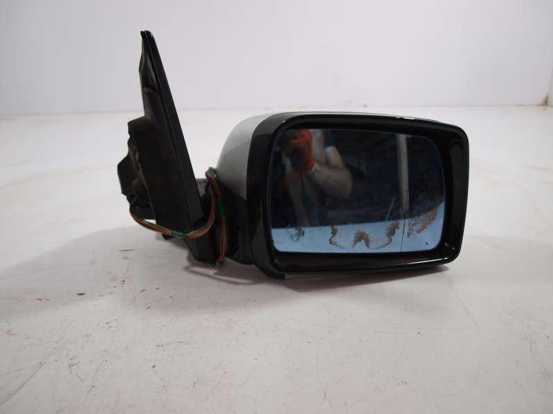Комплект зеркала, bmw x5 e53 (бмв), зеркало внешнее правое 10 контактов бмв х5 е53 1999-2006, б/у