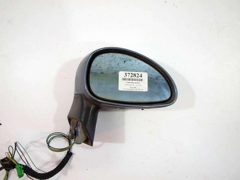 Комплект зеркала, citroen c4 (ситроен), зеркало внешнее комплектное правое citroen c4, б/у