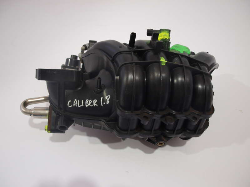 Коллектор впускной, dodge caliber (додж), впускний колектор dodge caliber 2006-2011 1, 8 бензин
