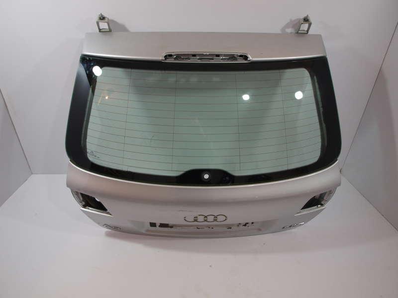 Крышка багажника, audi a3 8p (03-12) (ауди), крышка багажника audi a3 8p 2005 со стеклом, б/у