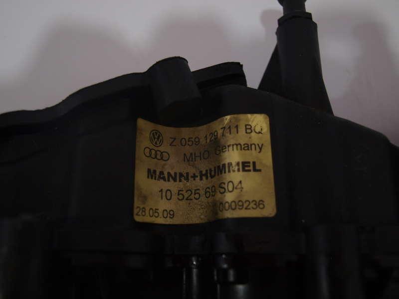 Коллектор впускной, audi a6 c6 (04-11) (ауди), впускной колектор ауди а6 с6 3.0тдi левый бу