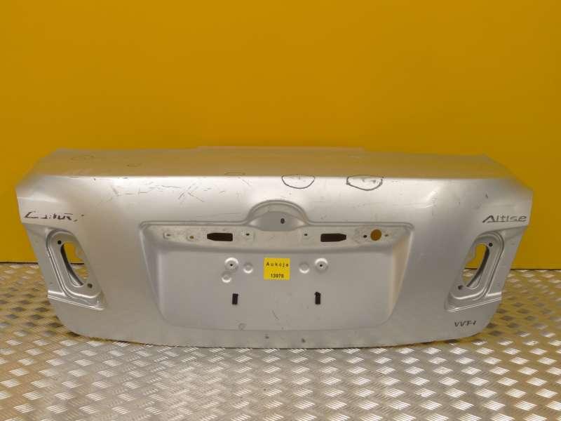 Крышка багажника, toyota camry v40, крышка багажника toyota camry (v40) 3.5, б/у, крышки