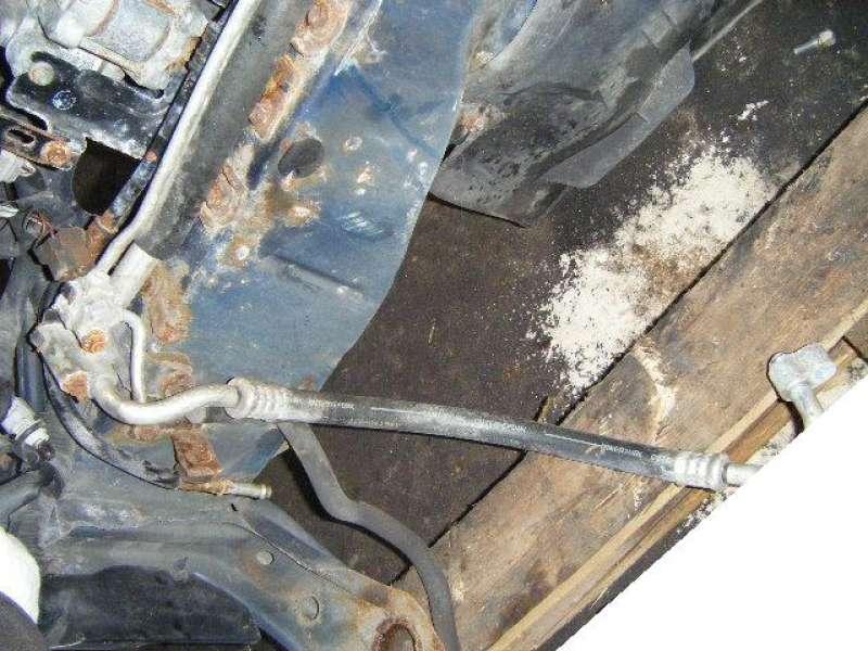 Трубки и шланги кондиционера, toyota camry camry, патрубок кондиционера toyota camry (v40) 3.5