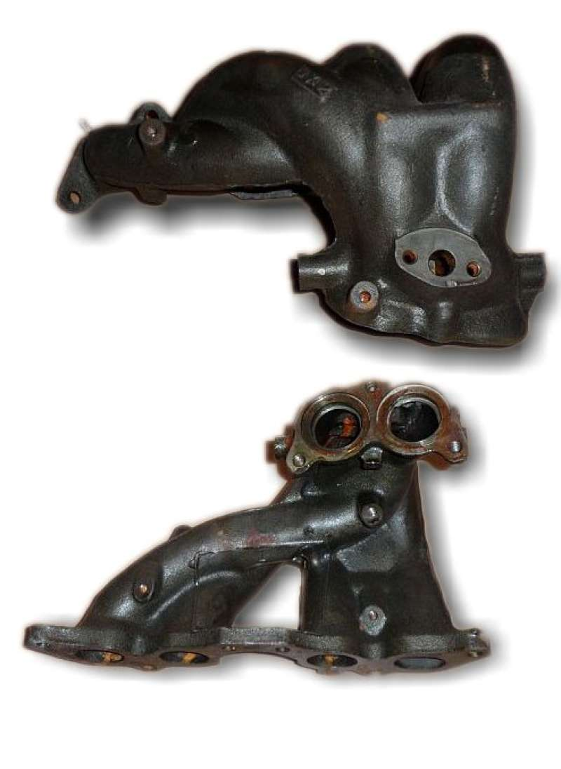 Коллектор, toyota camry camry, коллектор выпускной для toyota camry (v40) 3.5, б/у, коллектор