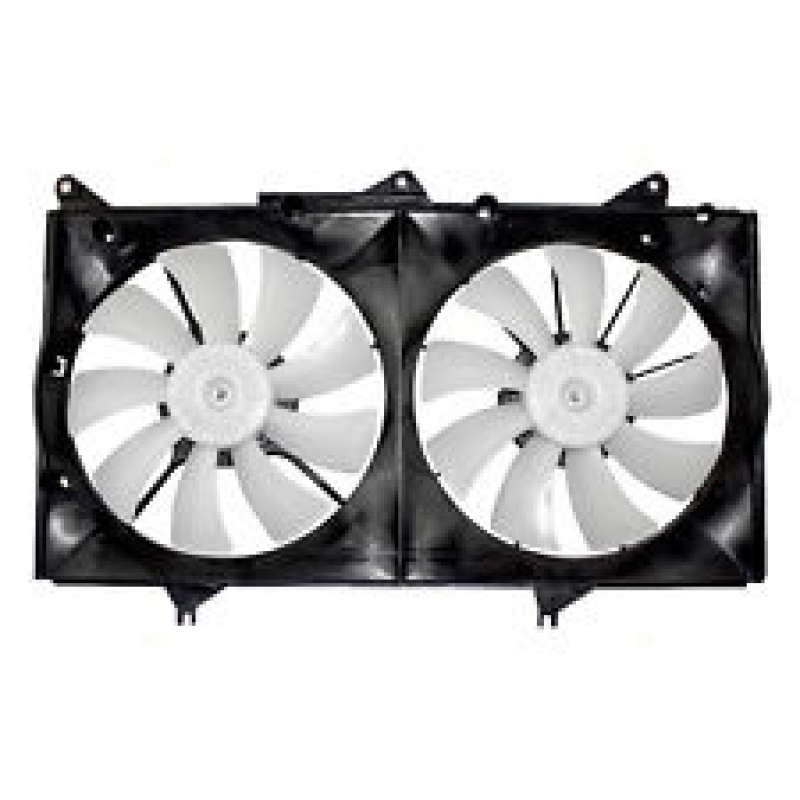 Вентилятор, toyota camry v40, вентилятор радиатора toyota camry (v40) 3.5, б/у, вентилятор осн