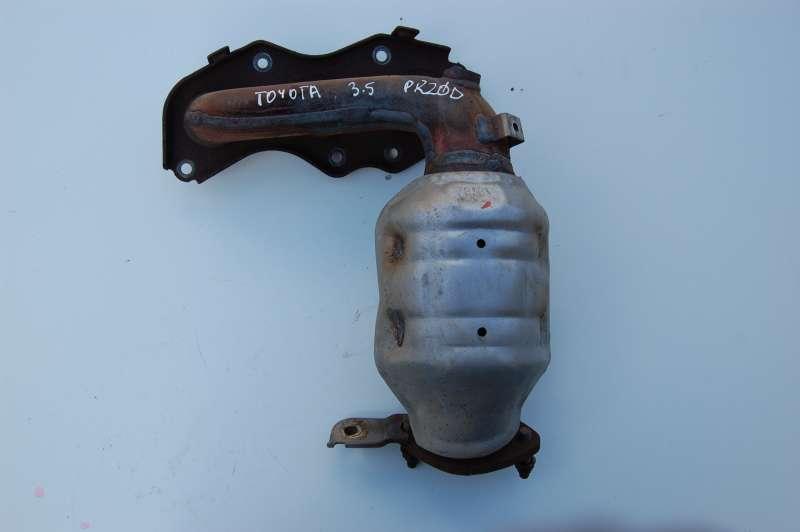 Катализатор, toyota camry camry, коллектор катализатор toyota camry (v40) 3.5 (2006-2009), б/у