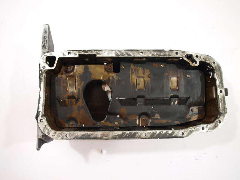 Маслосборник, opel astra g (опель), поддон двигателя opel astra g zafira a 1.8 16v, б/у, поддон