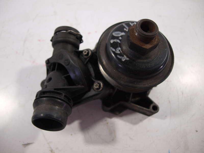 Водяной насос, bmw x5 e53 (бмв), водяной насос помпа bmw x5 e53 двигатель 3.0d, б/у, помпа
